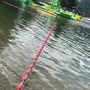 Délimitation baignade sur cordeau ou sur câble